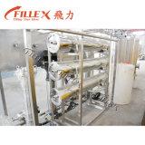Промышленные воды RO обращения и энергии для заполнения машины