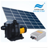 Solarwasser-Abgabepreis 72V 1200W Gleichstrom-Solarswimmingpool-Pumpe