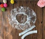 透過PEの使い捨て可能なペッサリー、プラスチックホテルのペッサリーの円形の毛の帽子