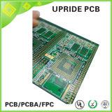 94V0 Leiterplatte Schaltkarte-Fabrik 1.6mm mehrschichtige LCD gedruckte Schaltkarte Schaltkarte-