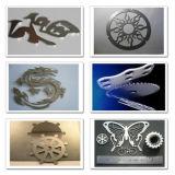 Cold-Roll la hoja de acero y hierro de la máquina de corte por láser