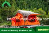 Tenda di campeggio impermeabile leggera dell'automobile della tenda della parte superiore del tetto di alta qualità 1.4/1.6m