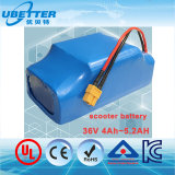 Батарея иона лития иона Li самоката баланса электрическая
