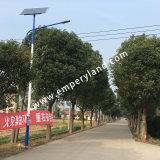 110W de alta Lux calle la luz solar con Ce&RoHS&FCC aprobados