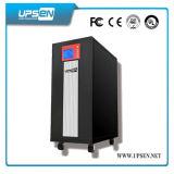 De baja frecuencia de alta calidad UPS en línea con doble control de la CPU