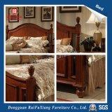 [روي] [فو] [إكسينغ] [سليد ووود] تخزين غرفة نوم ملكة حجم سرير ([ب230])