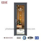 precio de fábrica de Aluminio puerta de aluminio puerta de cristal