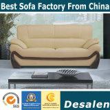Großhandelspreis-Hotel-Vorhalle-Leder-Sofa (A006)