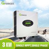 Migliore venditore di Growatt sull'invertitore 3kw di energia solare di griglia 3000W