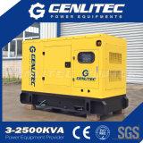 Tipo silencioso generador diesel de la potencia de 30kw/38kVA con Cummins Engine