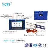 rivelatore Pqwt-Tc500 dell'acqua del tasto dello schermo uno di 7-Inch HD per l'individuazione dell'uso dell'acqua sotterranea in agricolo