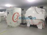fornace elettrica del riscaldamento di induzione di vuoto 3000c per purificazione refrattaria del metallo