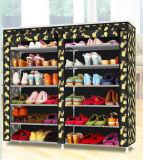 Башмак кабинета обувь стоек для хранения большого объема домашней мебели DIY простой переносной колодки для установки в стойку (ПС-11F) 2018