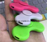 Finger-Spinner mit Bluetooth Lautsprecher und LED-Lampe