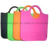 Soem-Silikon-Süßigkeit-bunter Strand-Handtaschen-Beutel