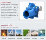 고용량 물 관리를 위한 원심 수도 펌프