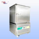 Congelador refrigerante del túnel de congelación rápida de R404A