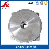 中国製造によってカスタマイズされるAARの鋼鉄砂型で作る部品