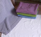 Bagni promozionale dell'hotel 100% del cotone/del cotone/stuoie/coperte domestici del pavimento