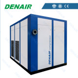 compresseur d'air lubrifié par 7~13bars de vis d'alimentation AC de graissage