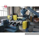 PP 2の段階のホッパー挿入に粒状になること機械をリサイクルする