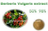 Berberine 10%の純粋で自然なBarberryのエキスのBerberineの塩酸塩97% ~98%