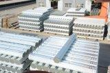 Le diamètre 50mm a galvanisé la pipe en acier fabriquée en Chine