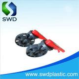 Vleugelklep Valves/PVC van /Industrial van de Vleugelklep de Plastic