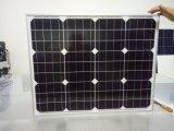 panneau solaire 50W mono photovoltaïque pour le chargeur de pouvoir