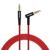 M05 3.5mm Audio (rode) Kabel van Aux van de Auto van het Apparaat van de Interface de Algemene