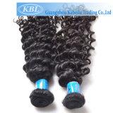 Unprocessed здоровое бразильское курчавое выдвижение человеческих волос (KBL-BH-CW)