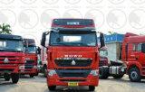 Sinotruk HOWO T7h 4X2 360HPのトラクターのトラック