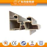 Profilo diretto dell'alluminio della finestra di scivolamento della fabbrica di alluminio dei fornitori