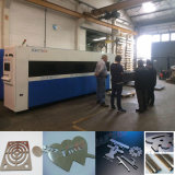 máquina de corte de fibra a laser 1000W Cortadores de Laser de chapa metálica