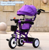 Dreirad des Kind Trike Spielzeug-2-Seater