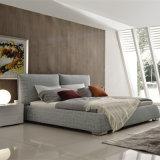거실 가구 G7001를 위한 현대 디자인 단단한 나무 프레임 침대