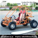 Места двигателя двойные идут Karts 150cc для сбывания