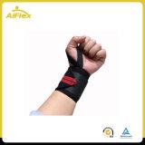 Обручи хлопка Suport запястья руки поднятия тяжестей