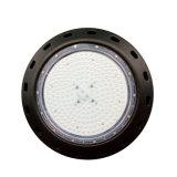 200W IP65 UFO LED 운동 측정기를 가진 주유소를 위한 높은 만 빛에 100W