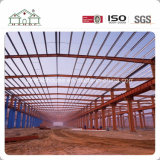 Estructura de acero Wold-Class &para la construcción de la Construcción (almacén o taller)