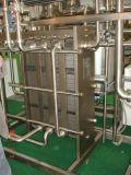 Aço inoxidável SS316 Placa Excahnger Pasteurizer térmico da placa