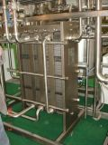 Acero inoxidable SS316 Placa Pasteurizer Excahnger calor de placas