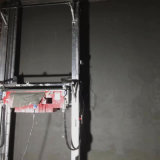 Neues Modell-Wand, die Maschine vergipst|Wand übertragen Pflaster-Maschine