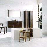 Azulejo de cerámica interior esmaltado de la pared del cuarto de baño del diseño moderno con la ISO