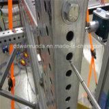 打ち抜かれた電流を通された鋼鉄正方形の管のはめ込み