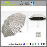 """Der neue UV Entwurf schützen 21 """" der 3 Falten-Regenschirm Abaya"""