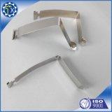 Personalizar la pinza con resorte tipo clip sujetadores de resorte de acero, Clip de estampación metálica
