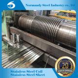 冷間圧延されたステンレス鋼のストリップ(410/430)