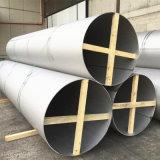Tubi saldati Efw dell'acciaio inossidabile di ASTM A358 TP304