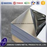 Decorativa de 2,5 mm de chapa de acero inoxidable 904L